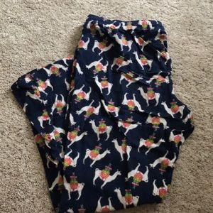 Old Navy Alpaca Sleep Pants